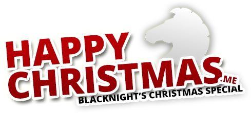 Happy Christmas from Blacknight